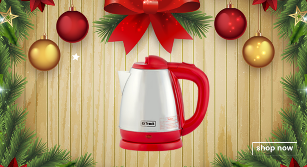 G TRACK ELECTRIC KETTLE-BOIL 1.5